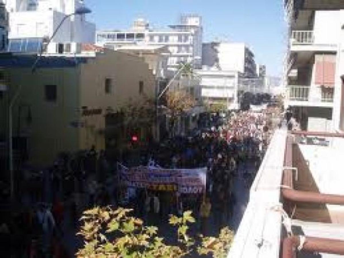 Πανεργατικό Συλλαλητήριο το απόγευμα στο Βόλο   Newsit.gr