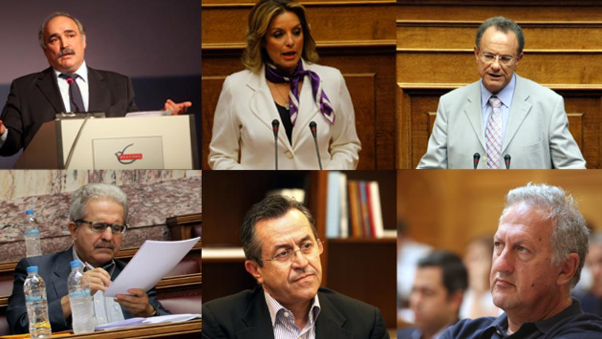 Τα «ορφανά» της Βουλής – Ποιοί είναι – Ποιά η δύναμη των κομμάτων   Newsit.gr