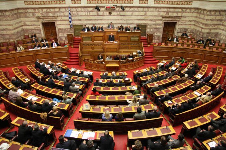Αναβλήθηκε η προ ημερησίας για την Οικονομία | Newsit.gr