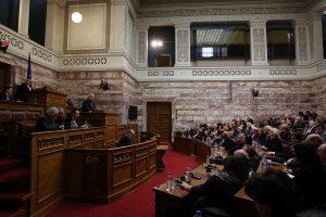 Ολοκαύτωμα: Η Βουλή τίμησε τους Έλληνες Εβραίους