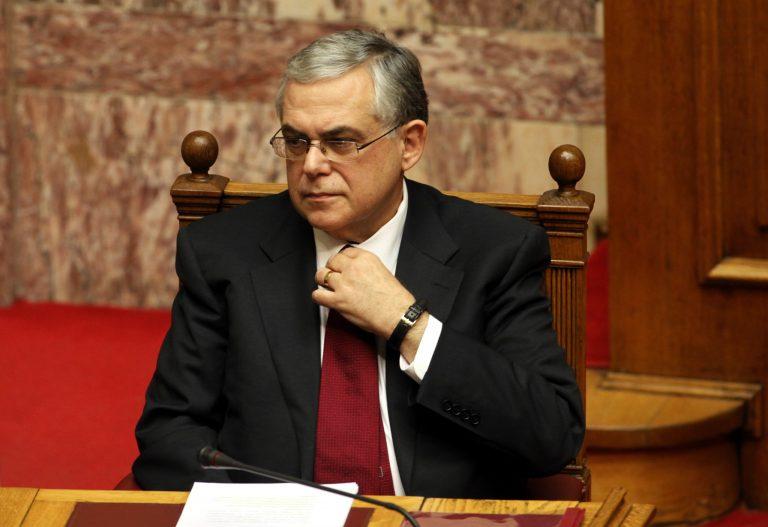Ο νέος πρωθυπουργός στη Βουλή – ΦΩΤΟ | Newsit.gr