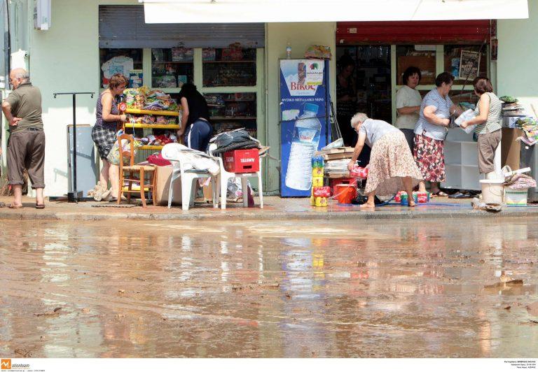 Θεσσαλονίκη: Πλημμυρισμένοι δρόμoι και κυκλοφοριακή συμφόρηση από την νεροποντή | Newsit.gr