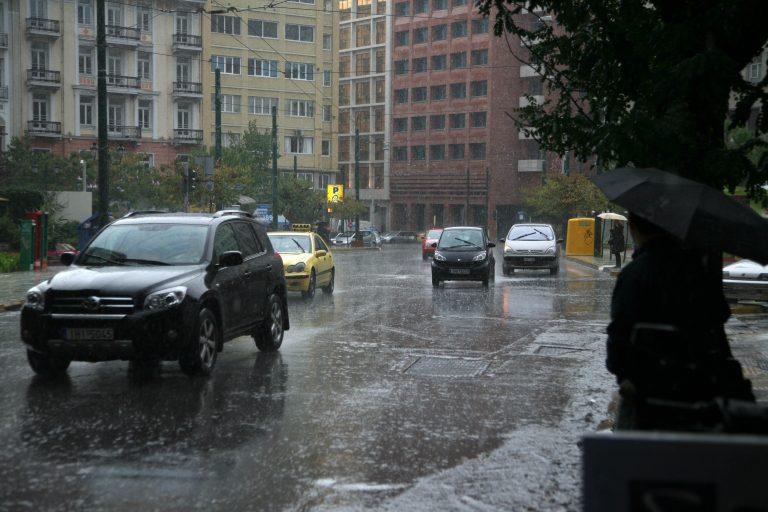 Καταιγίδες σε όλη τη χώρα   Newsit.gr