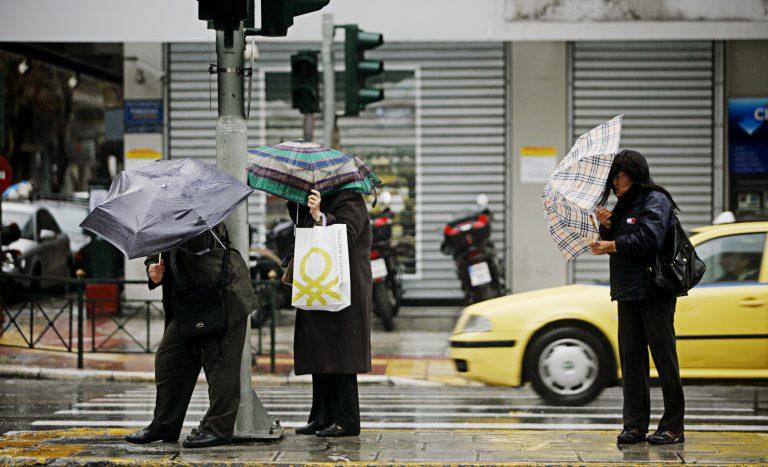 Μας περιμένουν και σήμερα βροχές και καταιγίδες!   Newsit.gr