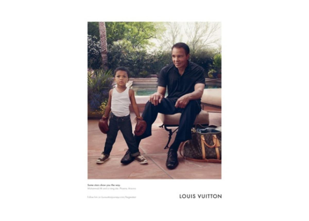 O Muhammad Ali είναι το νέο πρόσωπο του οίκου Louis Vuiton! | Newsit.gr