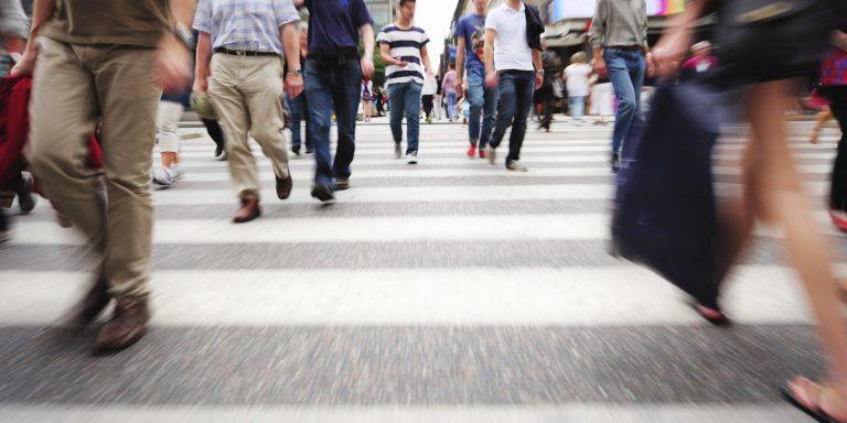 Το βάδισμα κάποιου μπορεί να γίνει και ο προσωπικός κωδικός ασφαλείας του!   Newsit.gr