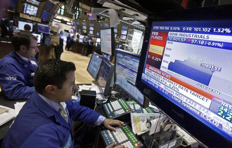 Παγκόσμια ανησυχία και πάλι για την ύφεση – Στο κόκκινο τα ευρωπαϊκά χρηματιστήρια και η Wall Street | Newsit.gr