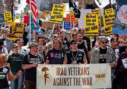 Μεγάλη διαδήλωση στην Ουώσινγκτον για την 7η επέτειο του πολέμου στο Ιράκ | Newsit.gr