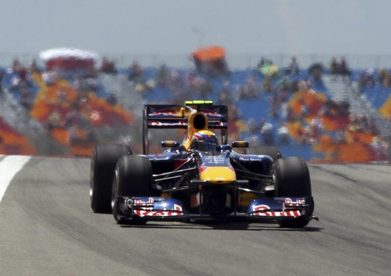 O Γουέμπερ στην Pole Position | Newsit.gr