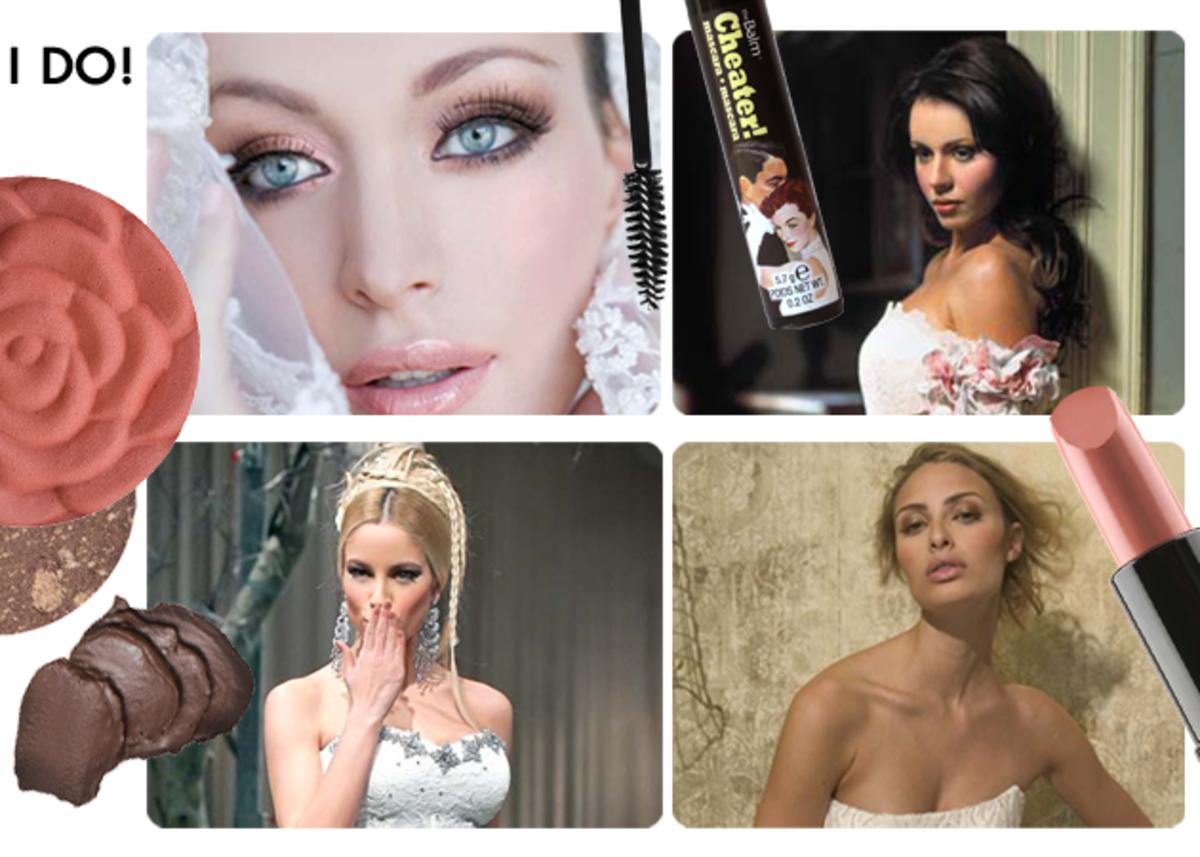 Όλα τα μυστικά για τέλειο νυφικό μακιγιάζ όπως των stars! Δ. Νομικού, Μ. Χρουσαλά, Υβόννη!   Newsit.gr
