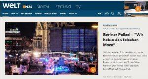 Βερολίνο: Παραδοχή σοκ! «Ίσως έχουμε τον λάθος άνθρωπο»
