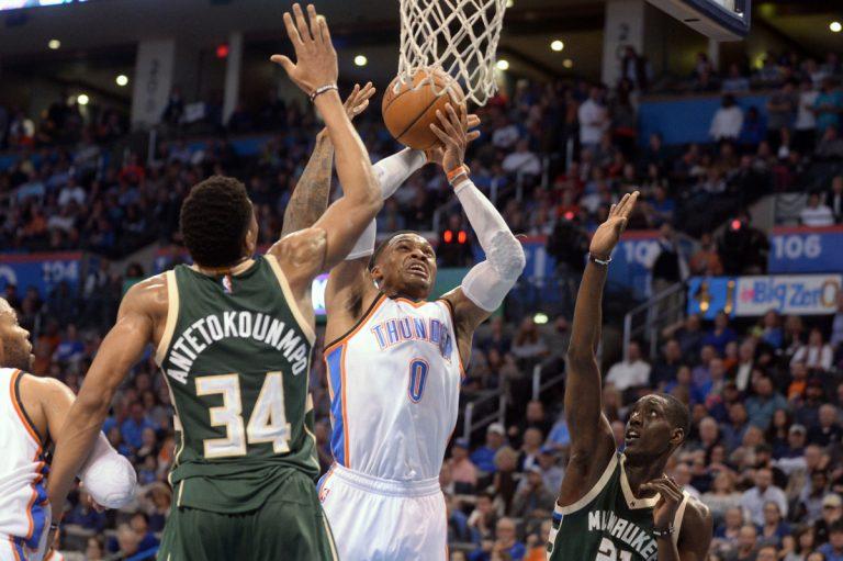 NBA: Διασυρμός για Αντετοκούνμπο! Έγραψε ιστορία ο Γουέστμπρουκ [vids] | Newsit.gr