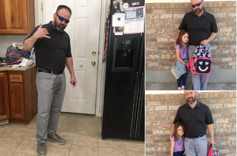 Είχε ένα… ατύχημα και αισθάνθηκε ντροπή στο σχολείο! Ο πατέρας βρήκε τον τρόπο να της συμπαρασταθεί [pic] | Newsit.gr
