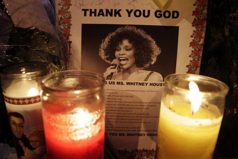 Η Whitney Houston για πάντα στον ουρανό   Newsit.gr