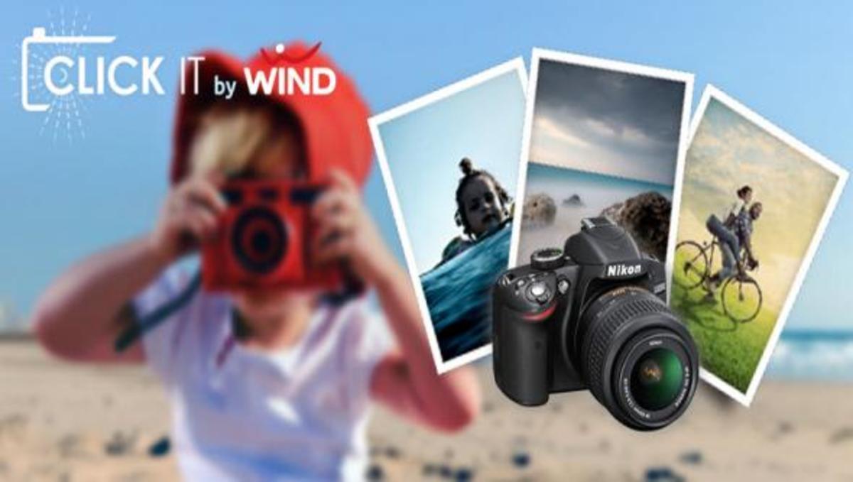 Διαγωνισμός φωτογραφίας από τη WIND! | Newsit.gr