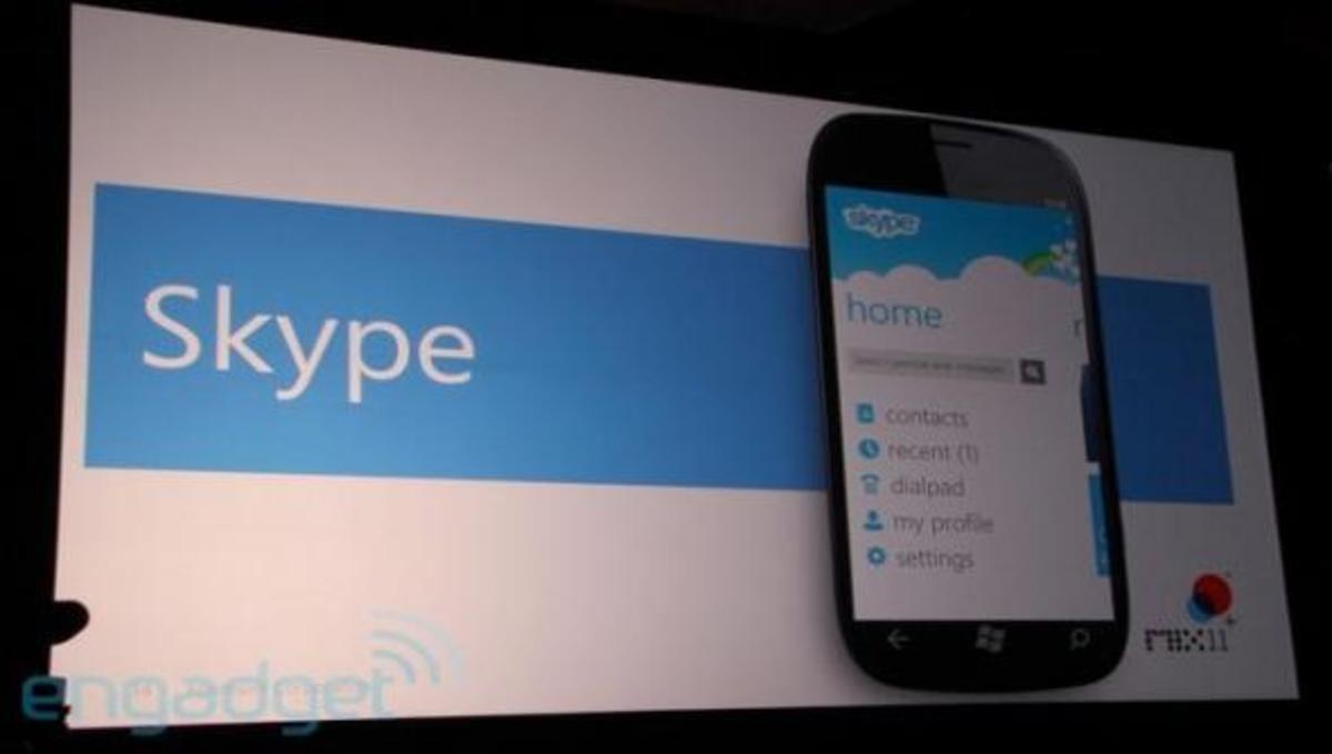 Επιτέλους έρχεται το Skype στα Windows Phone! | Newsit.gr