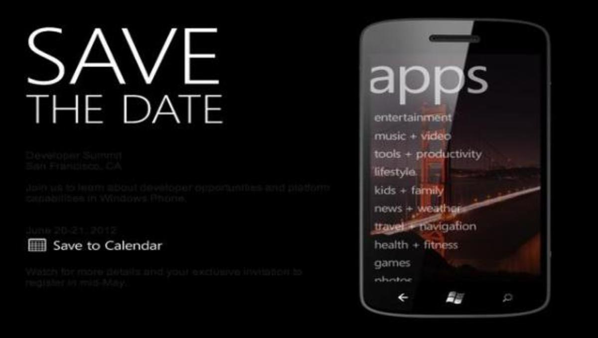 Τον Ιούνιο το συνέδριο της Microsoft για τα Windows Phone! | Newsit.gr