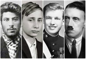 Παγκόσμιοι ηγέτες στα… νιάτα τους! Απίστευτες ιστορικές φωτογραφίες