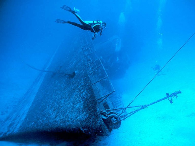 Ψάχνει ναυάγια χαμένα στο βυθό | Newsit.gr