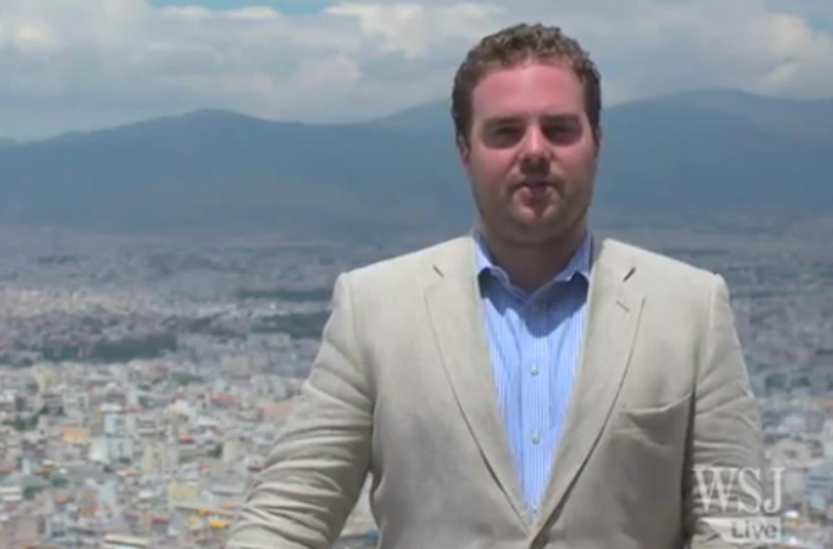 Η Wall Street Journal ήρθε στην Αγία Βαρβάρα! Δείτε στο βίντεο γιατί | Newsit.gr