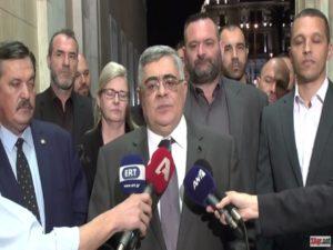 Βουλή: Σόου Χρυσής Αυγής πριν την ψηφοφορία! «Θα προσφύγουμε στο ΣτΕ»