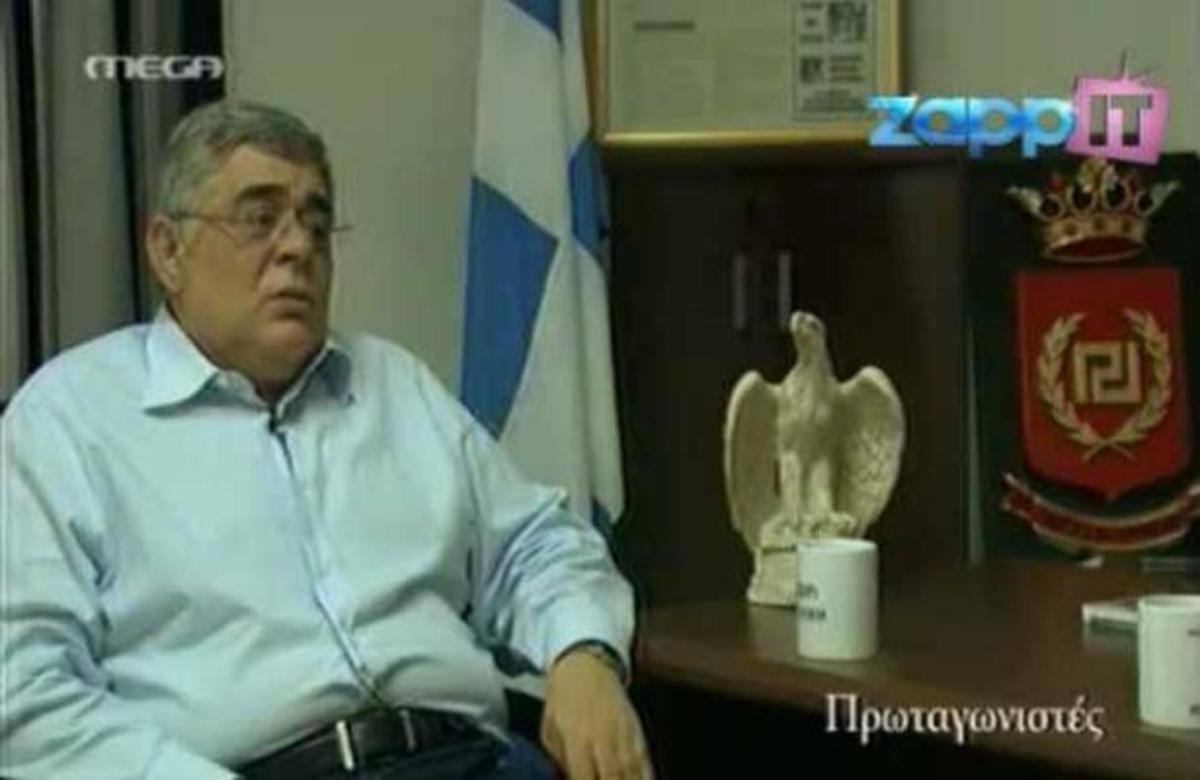 Η προκλητική δήλωση του Μιχαλολιάκου για την ομοφυλοφιλία | Newsit.gr