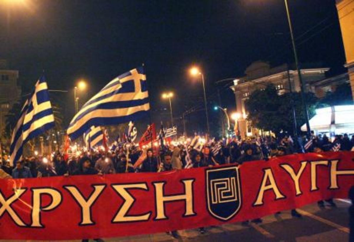 Καταγγέλλουν επίθεση Χρυσαυγιτών σε εκλογικά περίπτερα ΣΥΡΙΖΑ και ΑΝΤΑΡΣΥΑ | Newsit.gr
