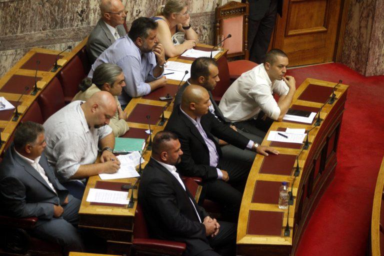 Οπλοφορούν 8 βουλευτές της Χρυσής Αυγής   Newsit.gr
