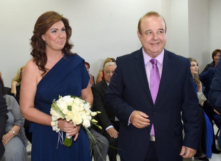 91773bd7c110 Καρέ - καρέ ο γάμος του Παύλου Χαϊκάλη! Δείτε φωτογραφίες - Ειδήσεις