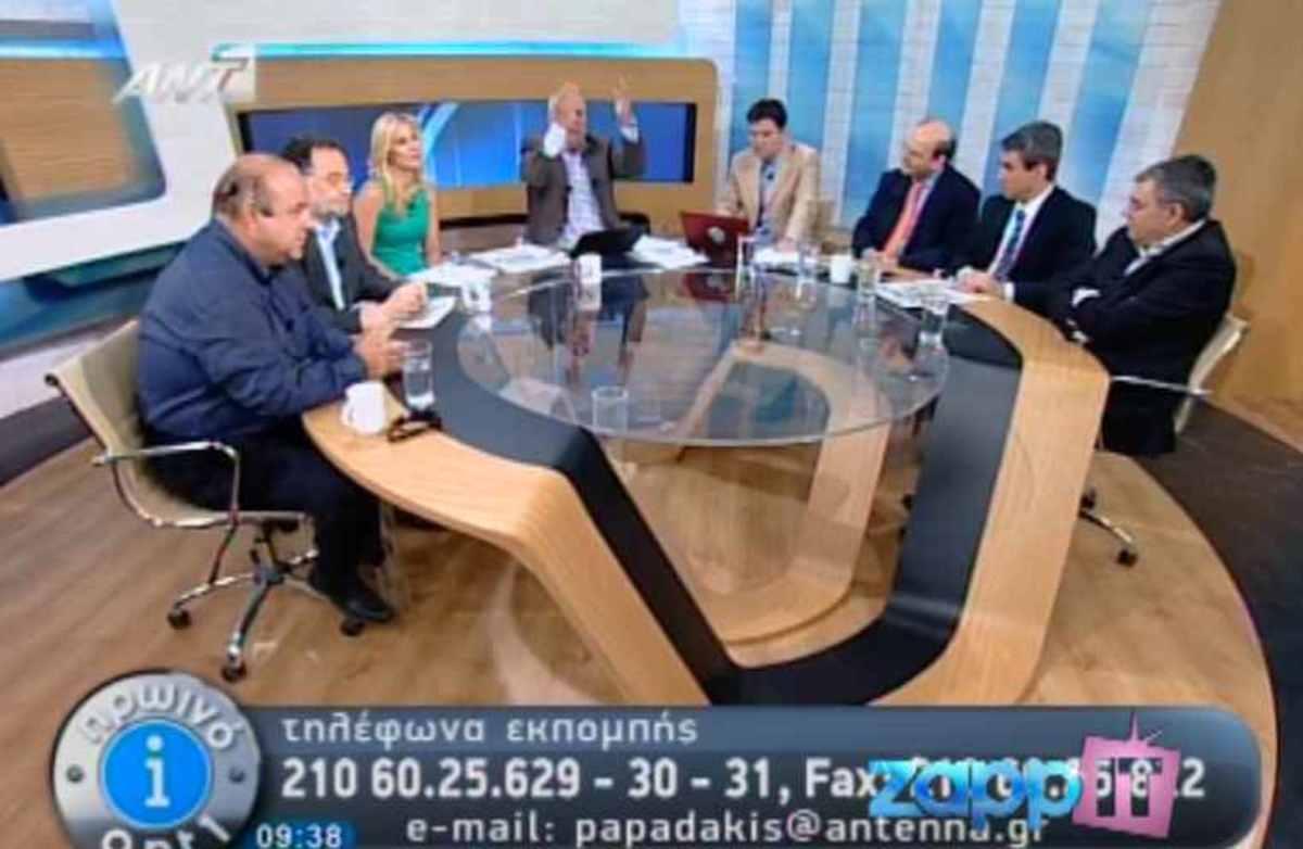 Παπαδάκης: «Ξεφτίλες είστε κι εσείς που ακούτε τον Χαϊκάλη»!   Newsit.gr