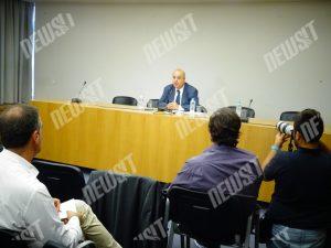 Παύλος Χαϊκάλης: Θέλουν να πλήξουν τους ΑΝΕΛ – Δεν υπάρχει κυπριακή offshore