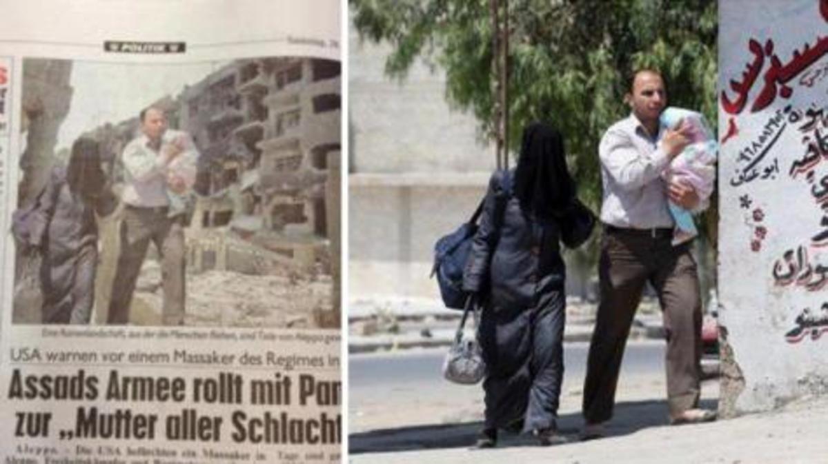 Πόλεμος του photo-shop και στη Συρία!  – Αποκάλυψη ψεύτικων φωτογραφιών!   Newsit.gr
