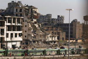 Χαλέπι – Ποια εκεχειρία; Άνοιξαν πυρ σε κονβόι αμάχων!