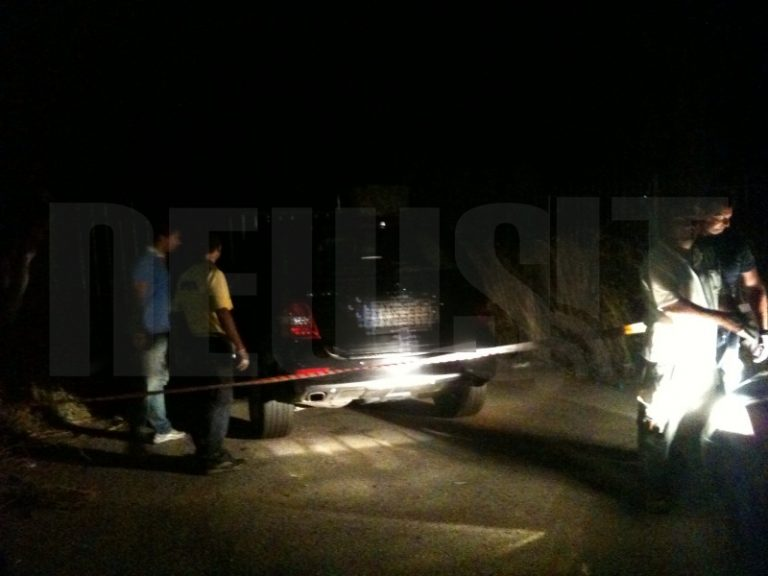 Θρίλερ στη Χαλκίδα! Εξαφανισμένος βρέθηκε με 3 σφαίρες νεκρός μέσα στο τζιπ του | Newsit.gr