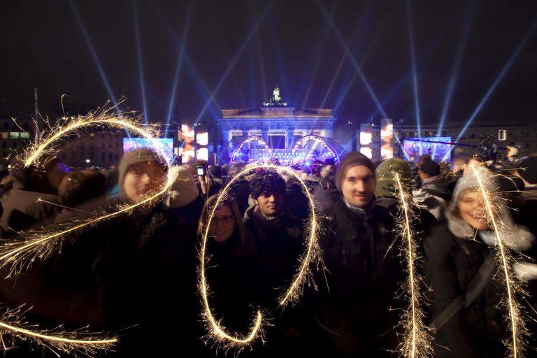 Τα Χανιά υποδέχτηκαν το 2011! | Newsit.gr