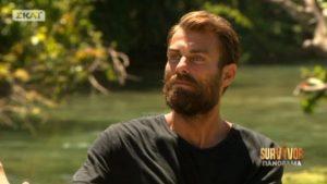 Survivor: Η αλλαγή του Χανταμπάκη μετά την αποχώρησή του