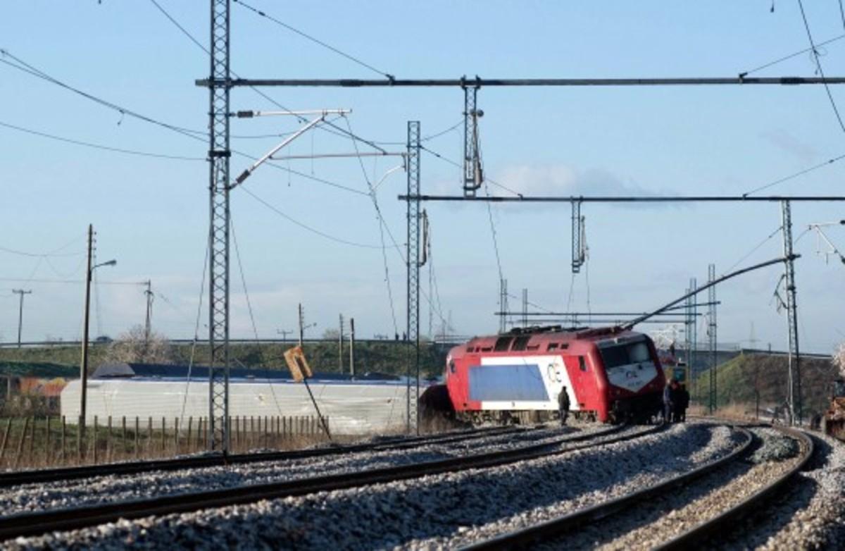 Ξάνθη: Τη Δευτέρα το πόρισμα για τον εκτροχιασμό του τρένου – Με λεωφορεία εξυπηρετείται το επιβατικό κοινό | Newsit.gr