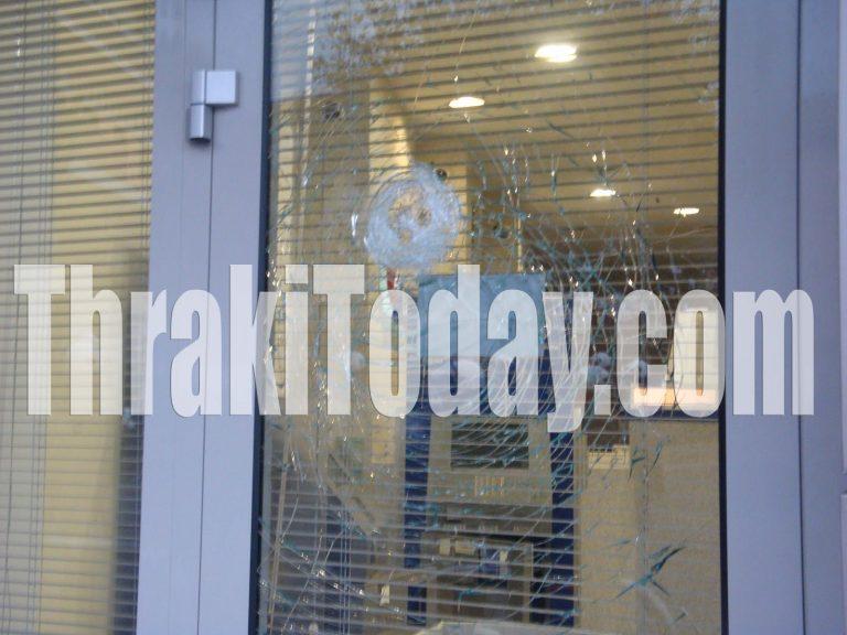 Έσπασαν τράπεζα μετά τα εγκαίνια της Χρυσής Αυγής – Video | Newsit.gr