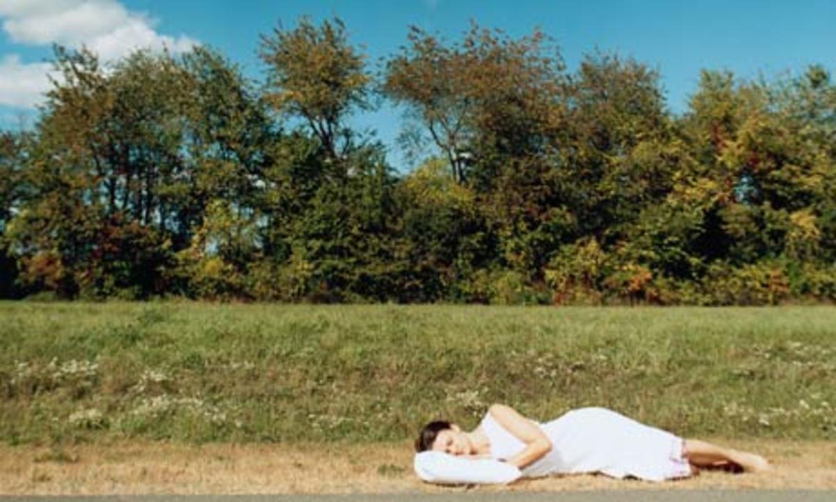 Ρόδος: H παγίδα ήταν… ξαπλωμένη στη μέση του δρόμου! | Newsit.gr