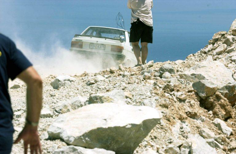 Ρόδος: Προσπάθησε να αποφύγει το σύζυγο κι έπεσε σε χαράδρα! | Newsit.gr