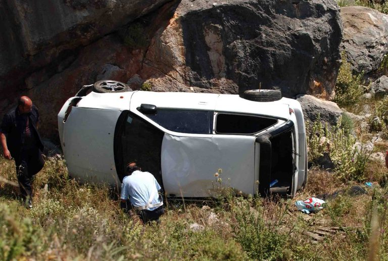 Ρέθυμνο: Πέταξαν αυτοκίνητο σε χαράδρα | Newsit.gr