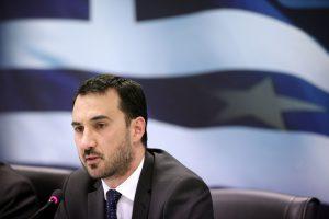 Χαρίτσης: Πάνω από 2 δισ. ευρώ θα διατεθούν για τη στήριξη της βιομηχανίας