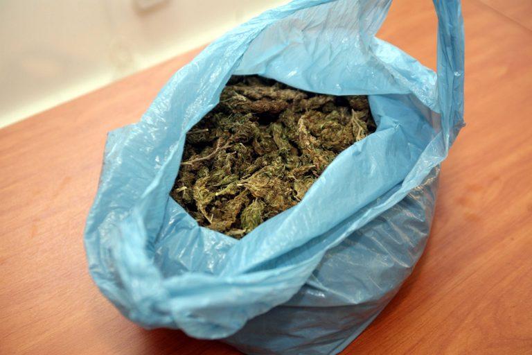 Θεσσαλονίκη: Βρήκαν μισό κιλό χασίς κρυμμένο στην αυλή | Newsit.gr