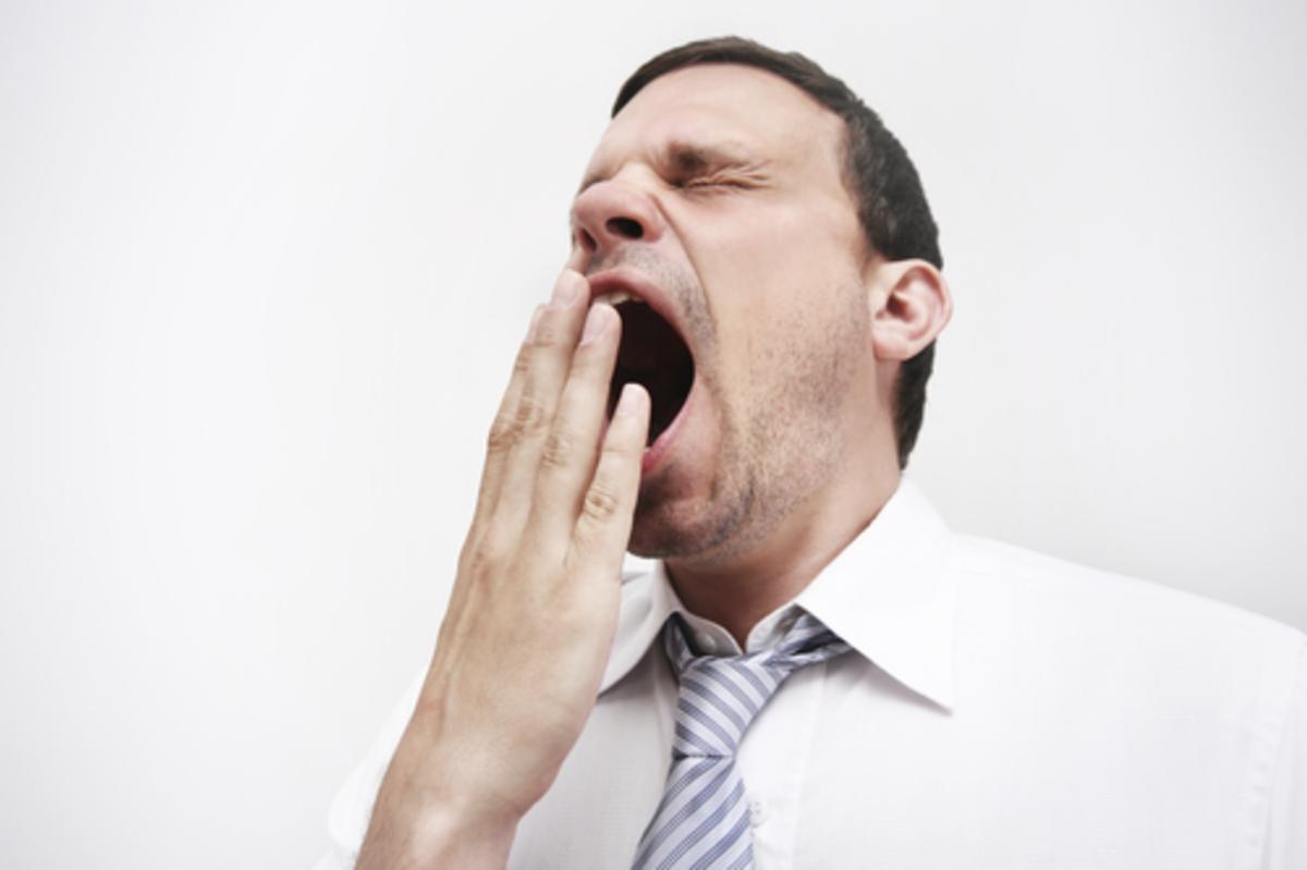 Το χασμουρητό είναι κολλητικό μετά τα πέντε μας…. | Newsit.gr