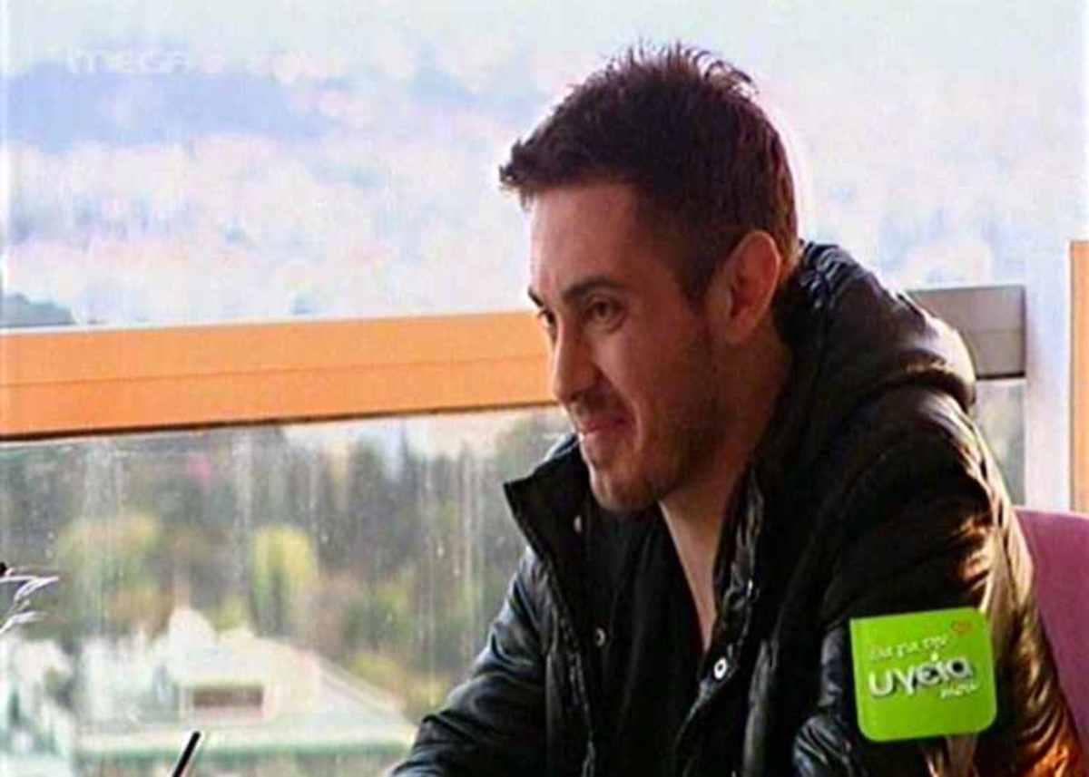 Χατζηγιάννης: Πήγα σε ειδικό για να αντιμετωπίσω τις φοβίες μου | Newsit.gr