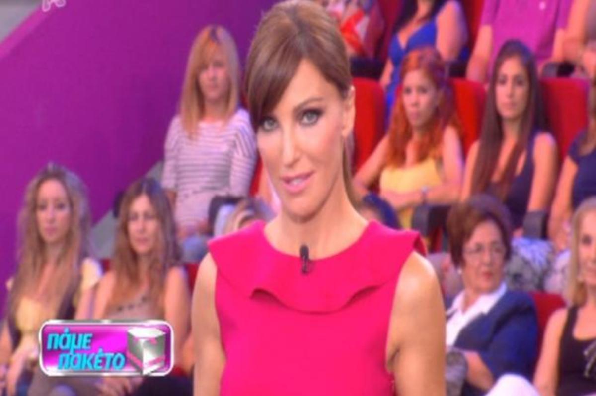 Η πρεμιέρα της Βίκυς Χατζηβασιλείου! | Newsit.gr