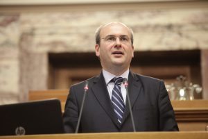 Κωστής Χατζηδάκης: Η κυβέρνηση εγκαινιάζει το 4ο Μνημόνιο