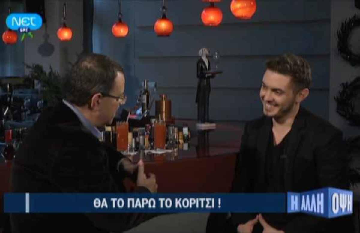Ο Μιχάλης Χατζηγιάννης ανακοινώνει on camera ότι θα παντρευτεί την Ζέτα Μακρυπούλια! | Newsit.gr
