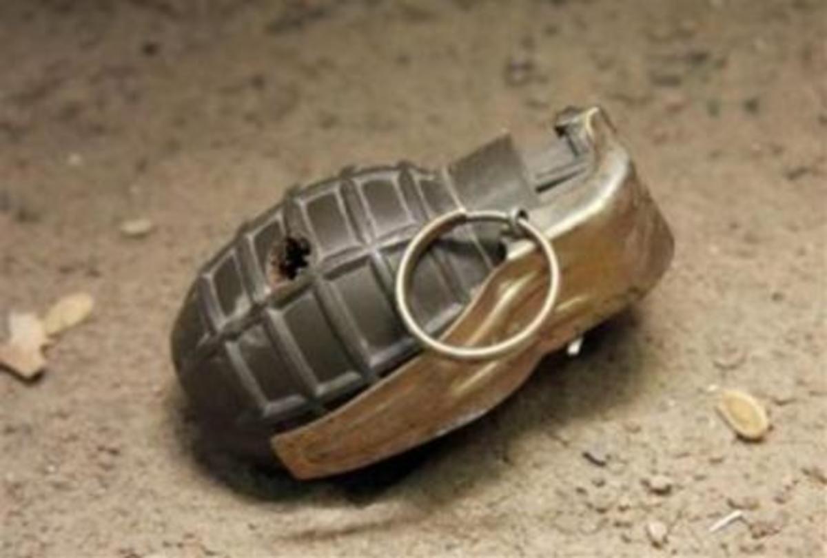 Βρήκαν χειροβομβίδα στη στέγη του σπιτιού τους!   Newsit.gr