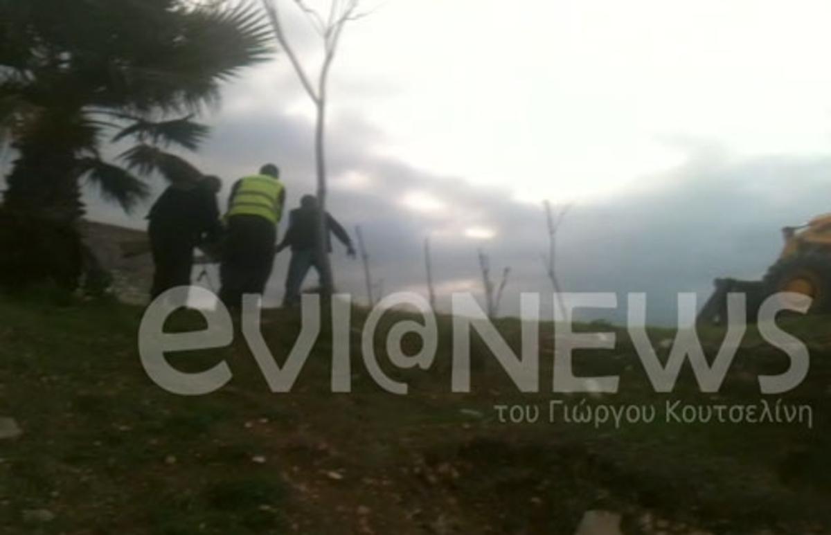 Εύβοια:Η επισκέπτρια δεν κατάφερε να κρατηθεί στη ζωή-Φωτό και βίντεο! | Newsit.gr